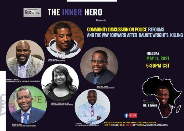 2021-05-11 - Community Discussion